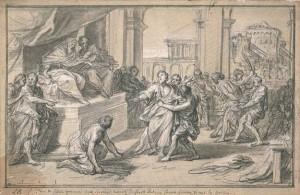 Paul and Silas in Philippi by Louis de Boullogne